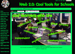 Cool Tools for Schools