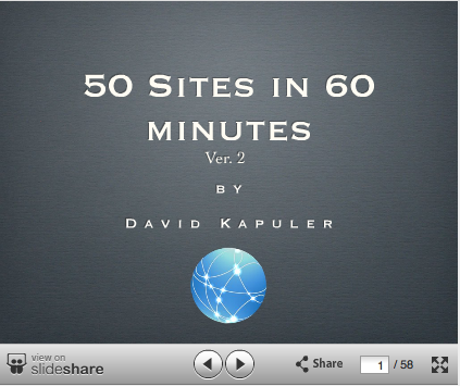 50 Sites in 60 Minutes vol 2
