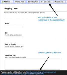 MappingDemo